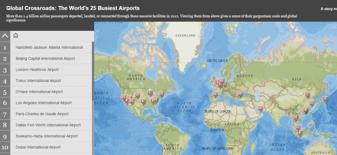 esri world busiest airports
