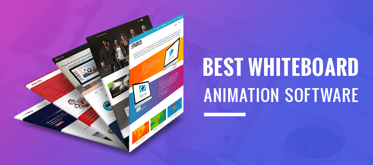 Whiteboard Animation Software